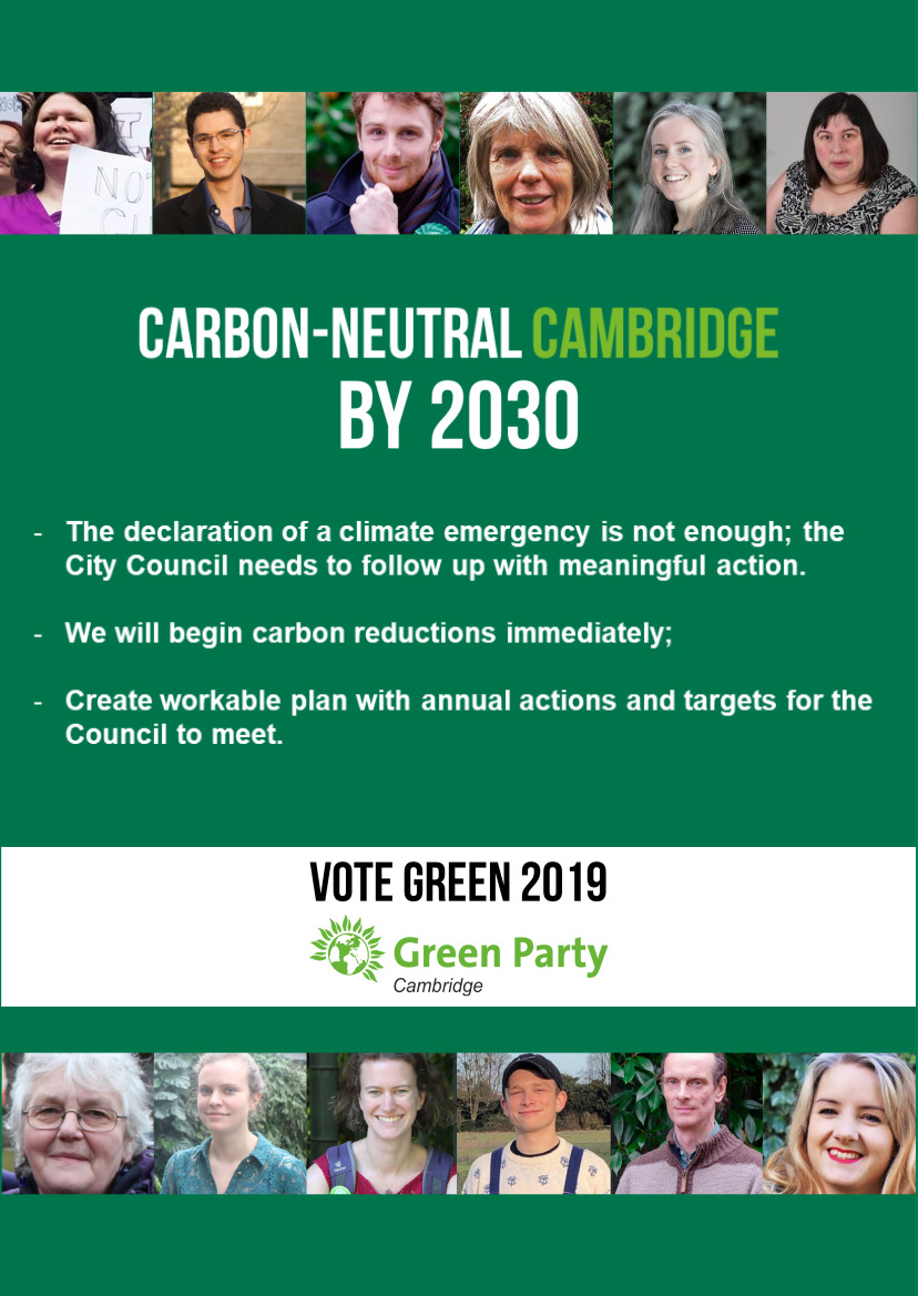 Carbon Neutral Cambridge by 2030
